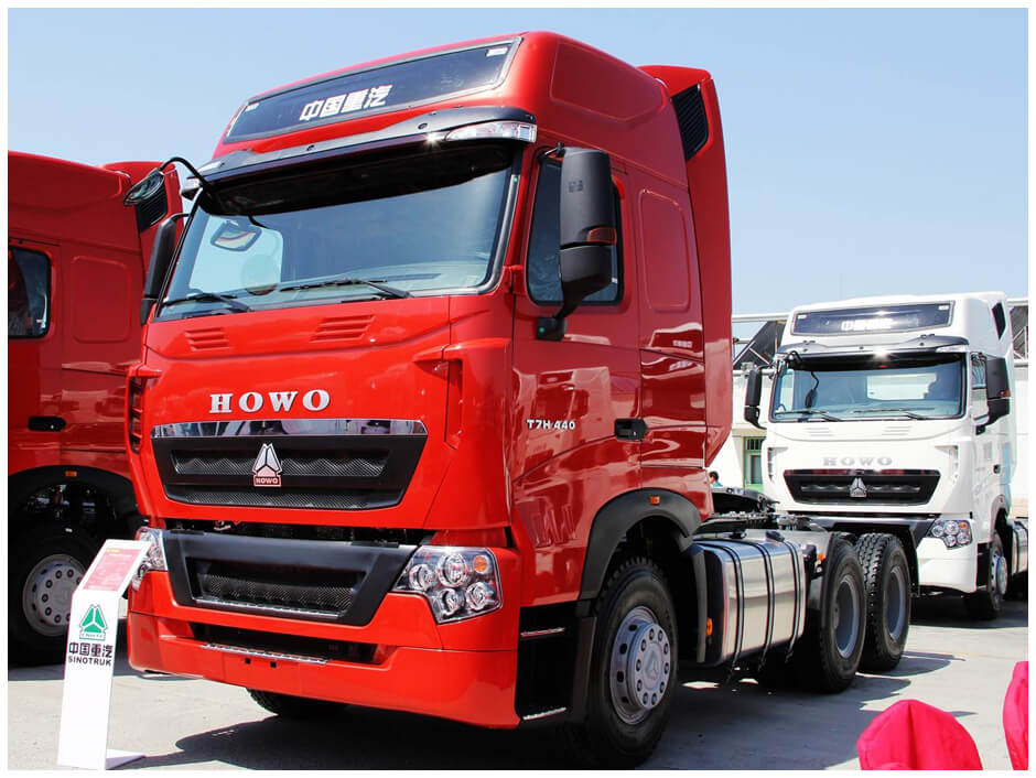 HOWO-T7H Tractor Truck